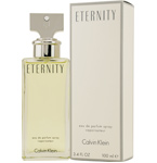 TES CK ETERNITY FEM EDP 100 ML VAPO