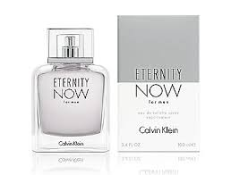 TES CK ETERNITY NOW MEN EDT 100 ML VAP