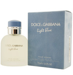 TES D.G.LIGHT BLUE EDT 125 ML VAPO