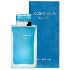TES D.G.LIGHT BLUE INTENSE EDP 100 ML VA