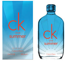 TES CK ONE SUMMER EDT 100ML VA 2017