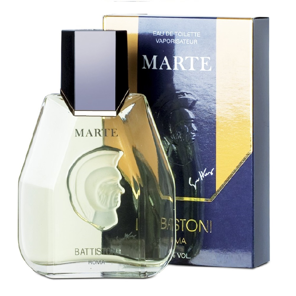 TES BATTISTONI MARTE ROSSO EDT 45 ML VAP