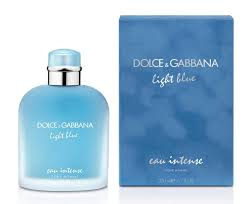 TES D.G.LIGHT BLUE INTENSE EDT 100 ML VA