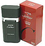 TES CARTIER SANTOS HOM EDT 100 ML VAPO