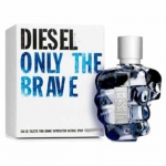 TES DIESEL ONLY THE BRAVE EDT 75 ML VAP