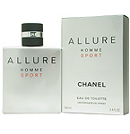 TES CHANEL ALLURE SPORT EDT 100 ML VA H