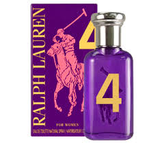 TES RALPH L.BIG PONY 4 FEM EDT 100 ML
