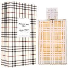 TES BURBERRY BRIT EDT 100 ML VAP