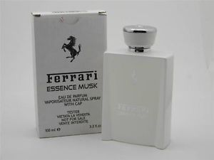 TES FERRARI ESSENCE MUSK EDP 100 ML