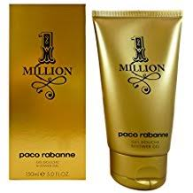 1 MILLION SHOWER GEL 150 ML