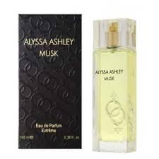 ALYSSA ASHLEY MUSK EDP 100 ML VAPO
