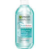 GARN.ACQUA MICELLARE PURE ACTIVE 400 ML