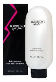 ICEBERG SHOWER GEL 400 ML FEM