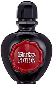 TES P.RABANNE BLACK XS POTION EDT 80MLVA