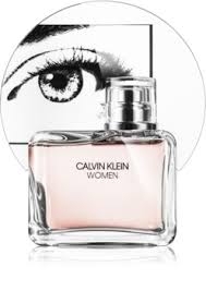 TES CALVIN KLEIN WOMAN EDP 100 ML VAP