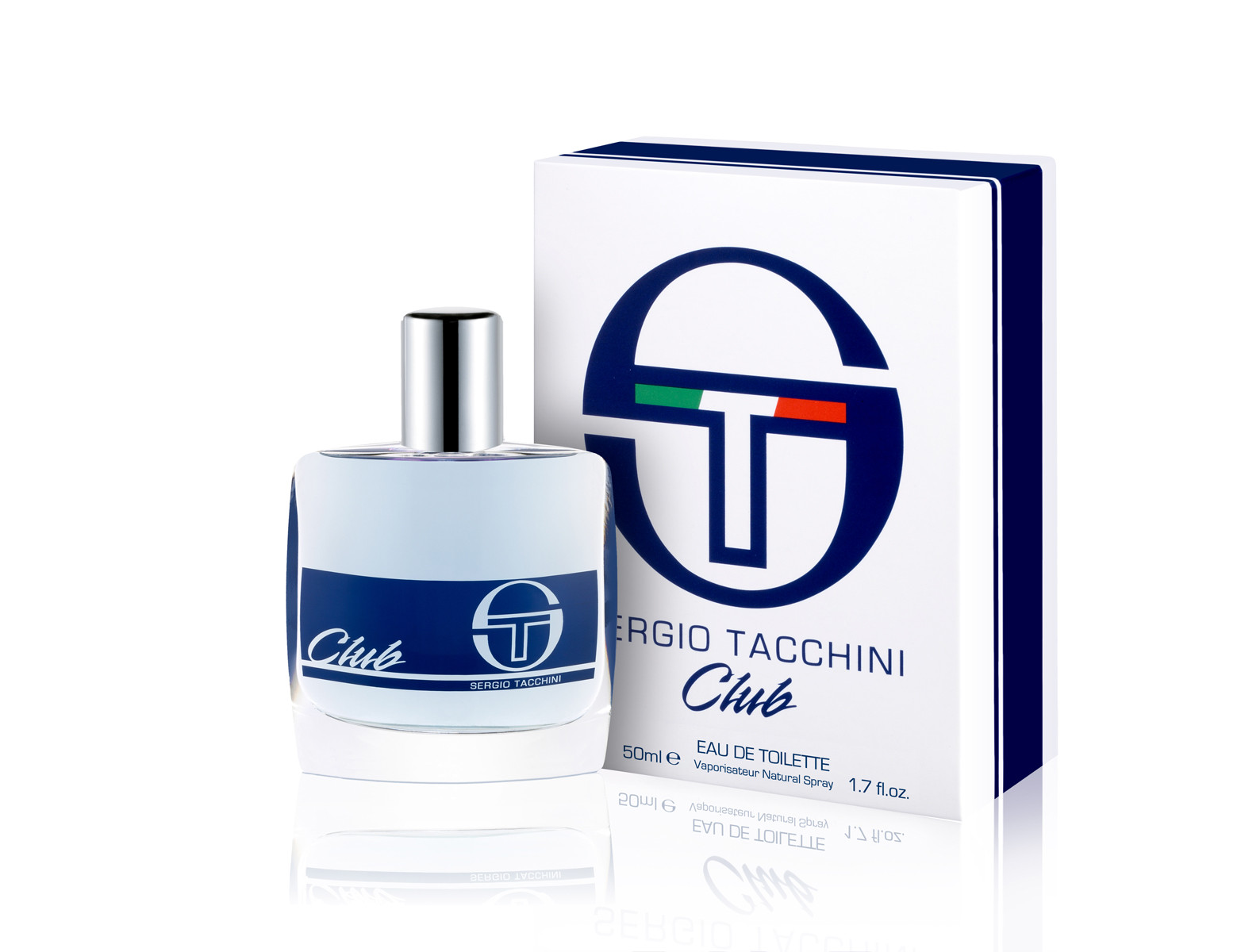 TES S.TACCHINI CLUB EDT 100 ML VAPO