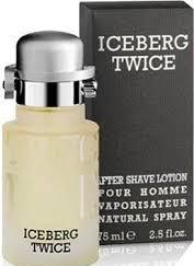 ICEBERG TWICE AFTER SHAVE 75 ML
