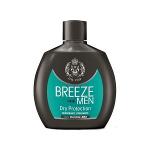 BREEZE SQUEEZE MEN DRY PROTECTION 100 ML