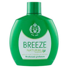 BREEZE SQUEEZE NATURAL ESSENCE 100 ML