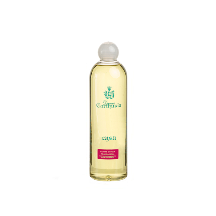 car GEMME DI SOLE DIFFUS.CASA RIC.500 ML