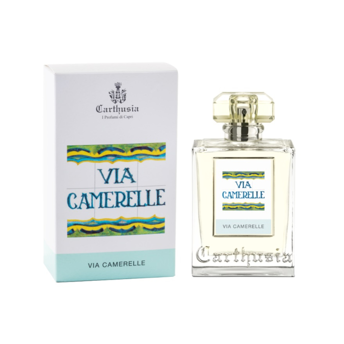 car VIA CAMERELLE EDP 100 ML VAP