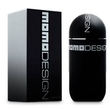 MOMO DESIGN BLACK EDP 100 ML VAP