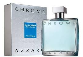 AZZARO CHROME EDT 100 ML VAPO