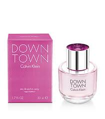 CK DOWN TOWN FEM EDP 50 ML VAPO