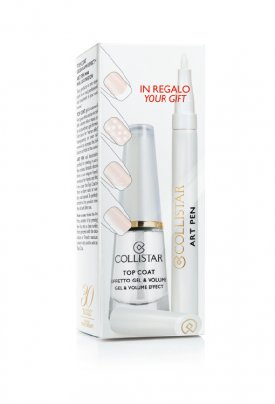TOP COAT EFF.GEL VOL.-ART PEN BIANCO