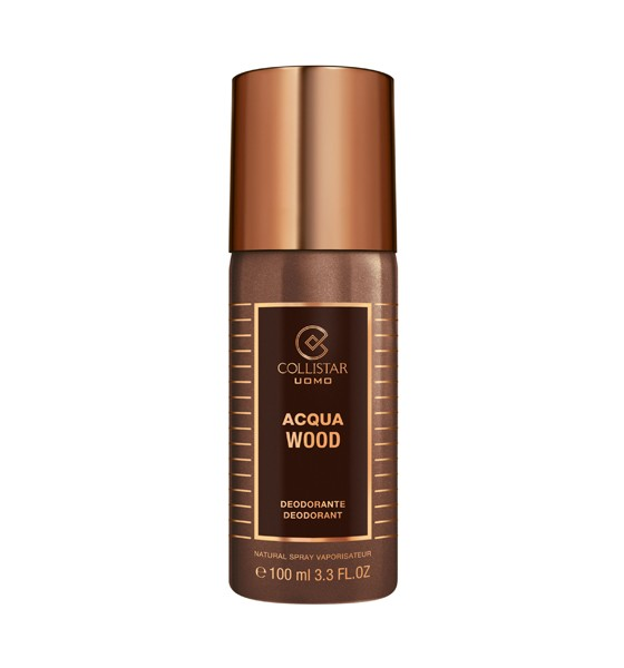 ACQUA WOOD DEOD.SPRAY 100 ML