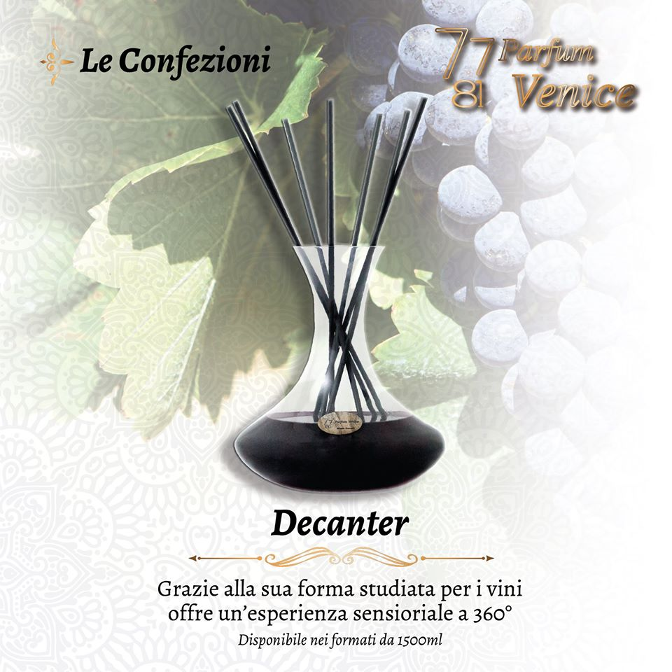 PROF.AMBIENTE 1500 ML DECANTER AMARONE