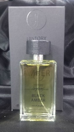 BLACK AMBER EDP 100 ML VAPO FEM