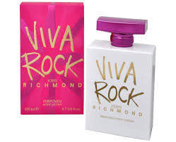J.RICHMOND VIVA ROCK BODY LOTION 200 ML